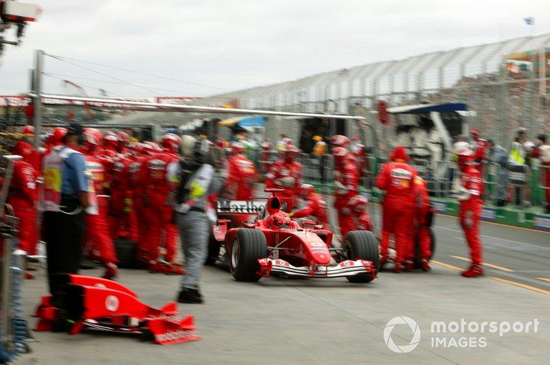 2004 澳大利亚大奖赛