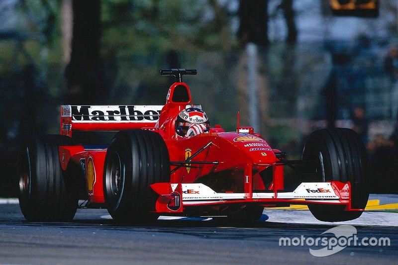 Гран При Сан-Марино 2000
