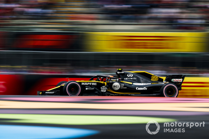 8: Carlos Sainz Jr., Renault Sport F1 Team R.S. 18, 1'16.084
