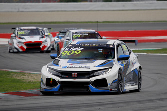 Mike Halder, Hell Energy Racing con KCMG Honda Civic Type R TCR
