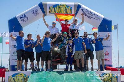 Rally de Kazajistán