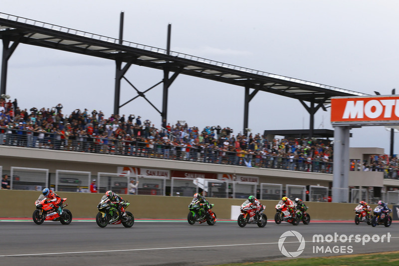 World Superbike Argentina 2018