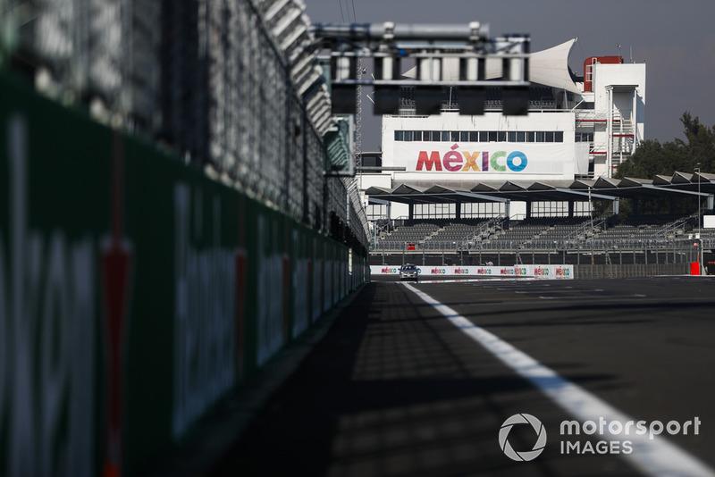 Le circuit de Mexico