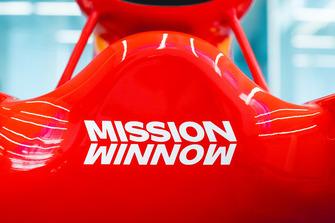 Livrea Ferrari Mission Winnow
