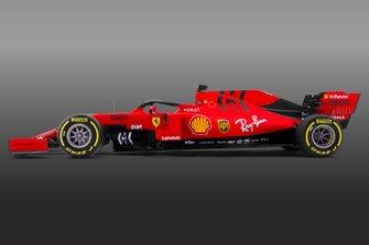 Ferrari SF90 2019