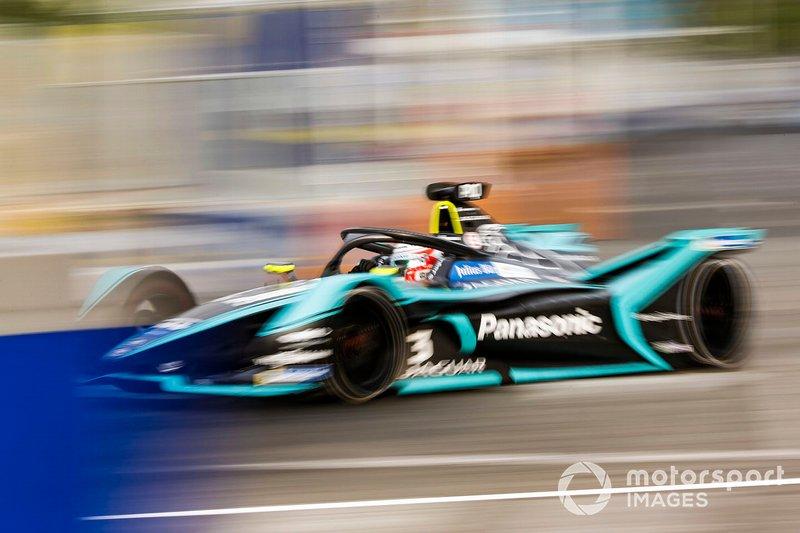 Нельсон Пике-младший, Panasonic Jaguar Racing, Jaguar I-Type 3