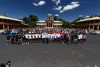 All drivers at Bathurst 12h