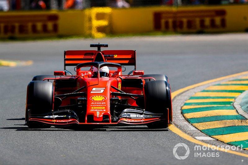 Себастьян Феттель, Ferrari SF90, 1:21.190