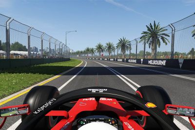Motorsport Games呈现Veloce eEsports Pro系列赛第二轮