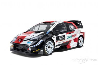 Toyota Yaris livery unveil