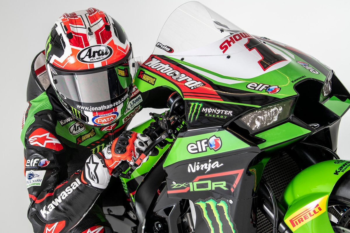 Jonathan Rea, Kawasaki Racing Team WorldSBK