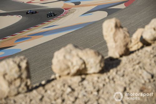 F1 Bahrain GP Live Commentary and Updates - FP1 and FP2