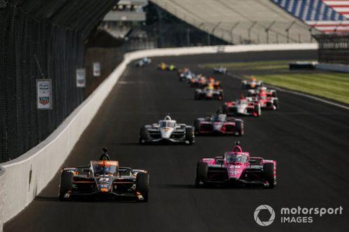 Liveblog - De 105de editie van de Indianapolis 500