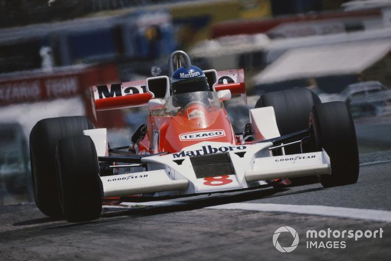1978. McLaren M26 Ford