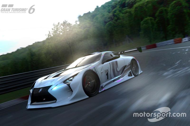 "LEXUS LF-LC GT ""Vision Gran Turismo"" (marzo 2015)"