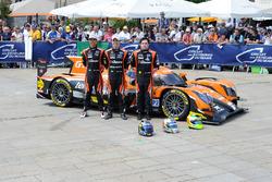 #22 G-Drive Racing Oreca 07 Gibson: Memo Rojas, Leo Roussel, Ryo Hirakawa