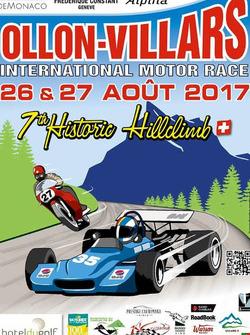 Ollons-Villars, affiche 2017