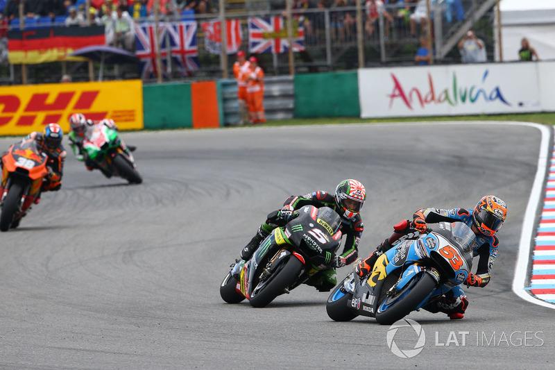 Tito Rabat, Estrella Galicia 0,0 Marc VDS, Johann Zarco, Monster Yamaha Tech 3