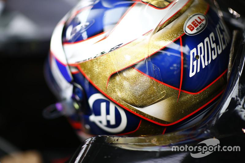 Bahreyn - Romain Grosjean