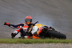 Accidente de Marc Marquez, Repsol Honda Team