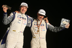 #327 Toyota: Christian Lavieille, Jean-Pierre Garcin at the finish