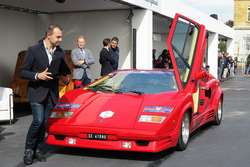 Walter Wolf's Countach