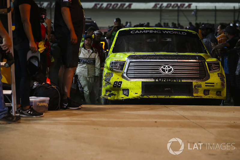 1. Matt Crafton, ThorSport Racing Toyota