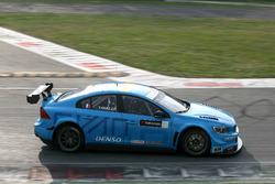Yvan Muller, Polestar Cyan Racing, Volvo S60 Polestar TC1, test driver
