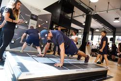 Тренировка Red Bull