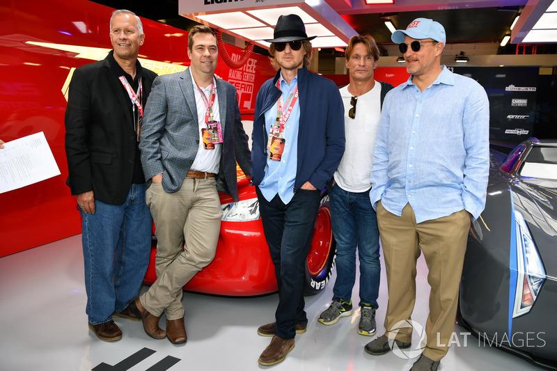 Woody Harrelson, Schauspieler, Owen Wilson, Schauspieler
