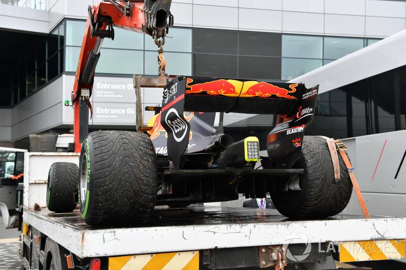 Red Bull Racing RB13 Даніеля Ріккардо