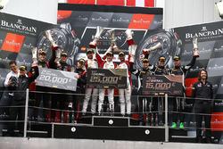 Ganadores #88 AKKA ASP Mercedes AMG GT3: Felix Serralles, Daniel Juncadella, Tristan Vautier