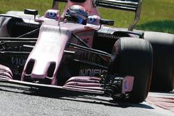 Sergio Pérez, Force India F1 VJM10