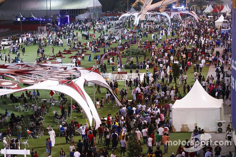 F1 Fan Village