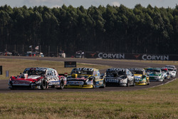 Matias Rossi, Nova Racing Ford, Emanuel Moriatis, Martinez Competicion Ford, Esteban Gini, Alifraco Sport Chevrolet, Omar Martinez, Martinez Competicion Ford