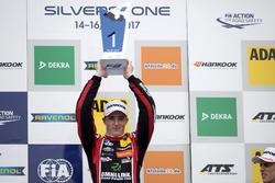 Podium: 1. Joel Eriksson, Motopark, Dallara F317 – Volkswagen