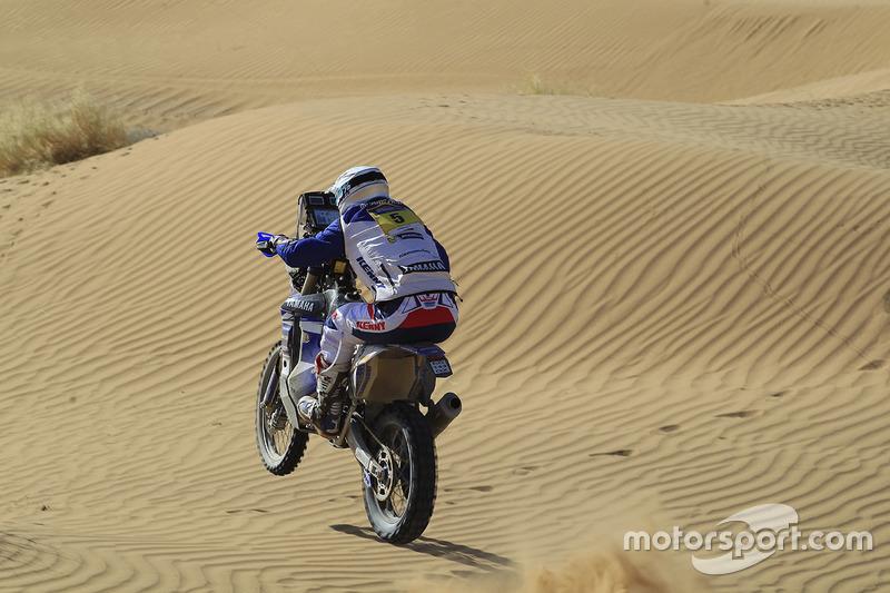 #5 Yamaha: Xavier de Soultrait