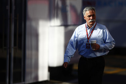 Chase Carey, Chairman, Formula One,