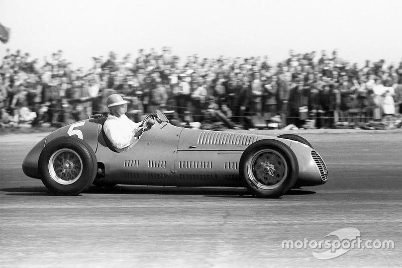 Девід Мюррей, Maserati