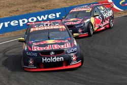 Shane van Gisbergen, Triple Eight Race Engineering Holden, Jamie Whincup, Triple Eight Race Engineering Holden