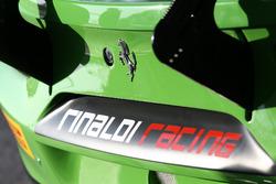 Detalle, #333 Rinaldi Racing, Ferrari 488 GT3: Daniel Keilwitz, Rinat Salikhov