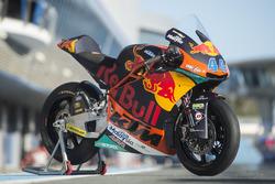 Bike of Miguel Oliveira, Red Bull KTM Ajo
