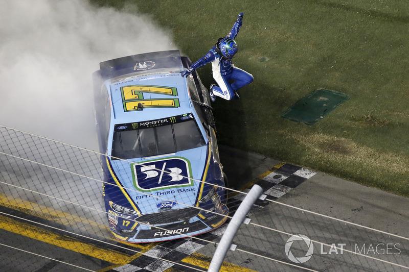 Daytona (Florida): Ricky Stenhouse (Roush-Ford)