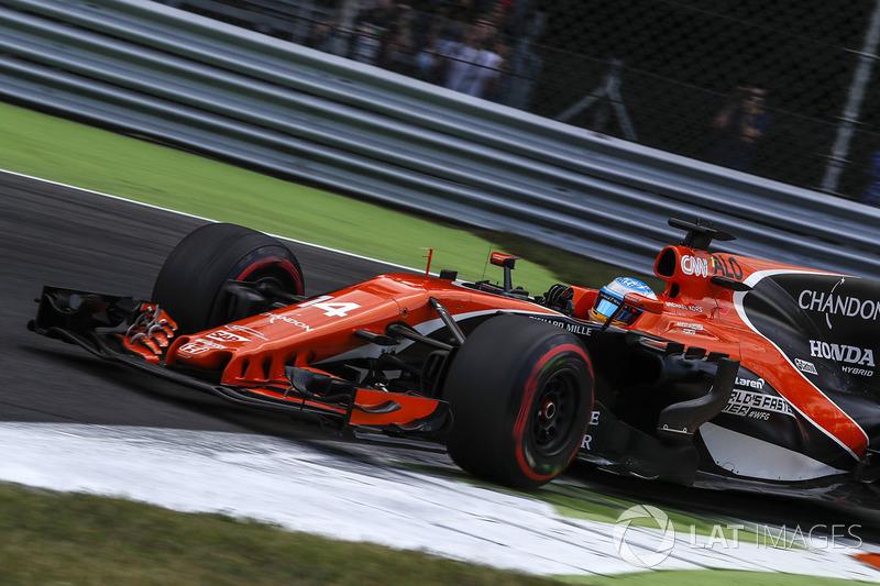 Otro doblete en Monza
