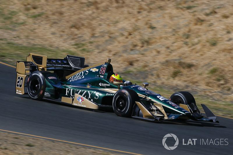 "Ed Carpenter Racing: <img src=""https://cdn-8.motorsport.com/static/img/cfp/0/0/0/200/228/s3/united_states-2.jpg"" alt="""" width=""20"" height=""12"" />Спенсер Пигот (№21)"
