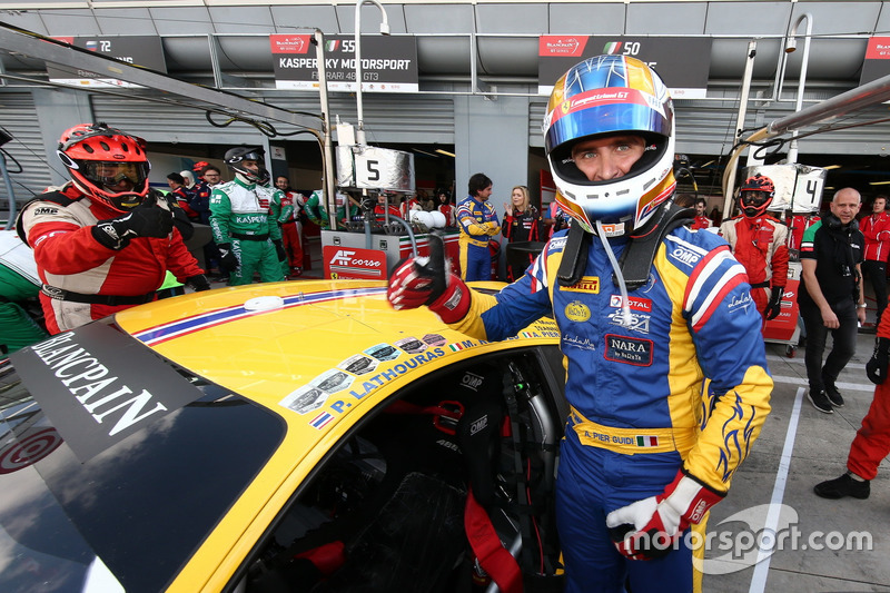#50 Spirit of Race, Ferrari 488 GT3: Alessandro Pier Guidi
