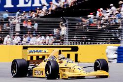 Nelson Piquet, Lotus 101