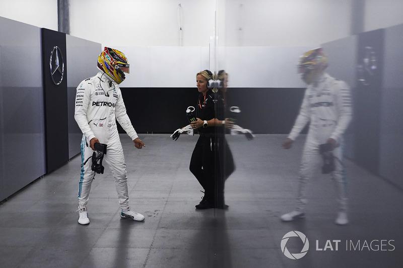 Гран Прі Азербайджану. Льюіс Хемілтон, Mercedes AMG F1