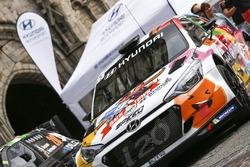 Thierry Neuville, Nicolas Gilsoul, Hyundai i20 R5, Hyundai Motorsport