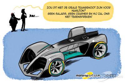 Cartoon van Cirebox